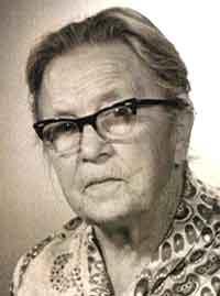 Zum hundertsten Geburtstag von <b>Martha Weber</b> Ein Naturtalent im Goetheschen <b>...</b> - M.Weber